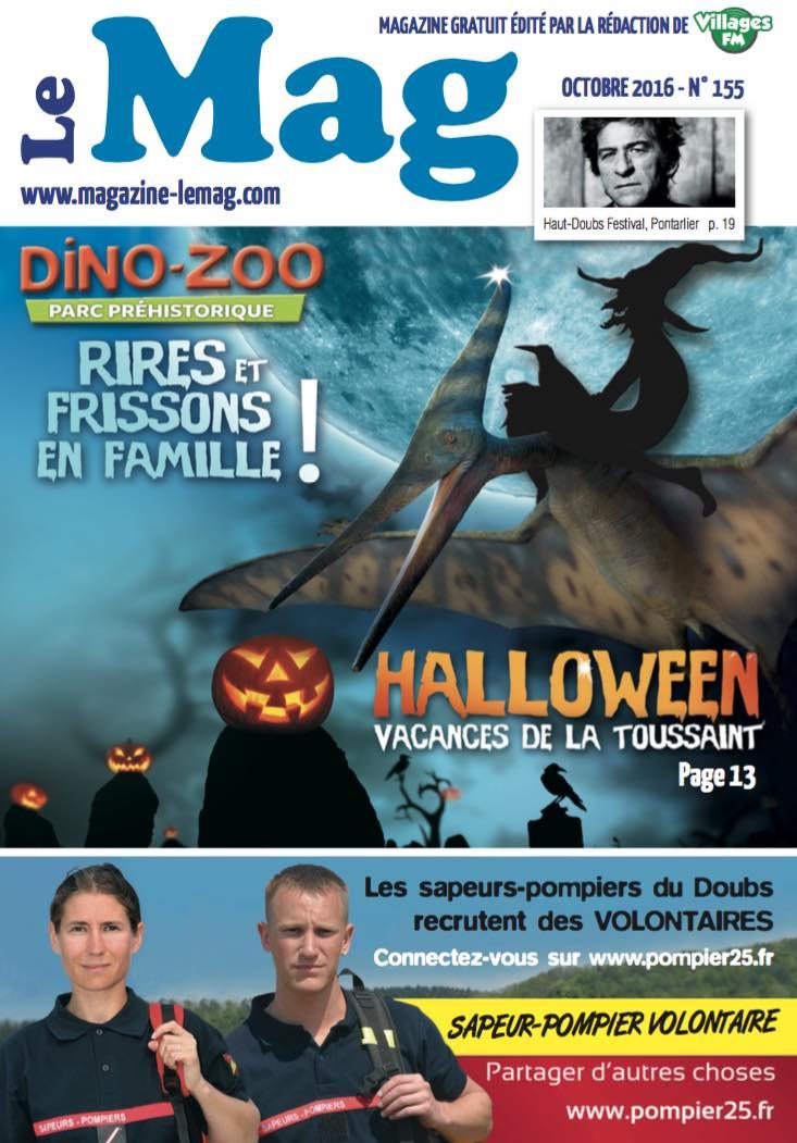 LE MAG n°155 octobre