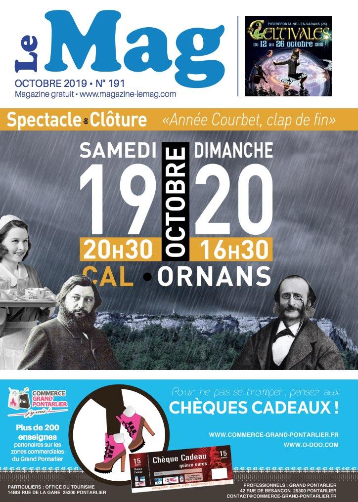 LE MAG 191 d'octobre