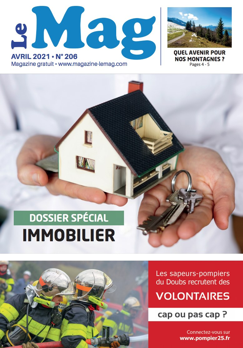 LE MAG d'avril 2021